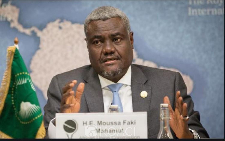 Côte d'Ivoire: Présidentielle 2020, les Sénateurs du PDCI tiendront  Moussa Faki pour responsable  en cas de troubles dans le pays