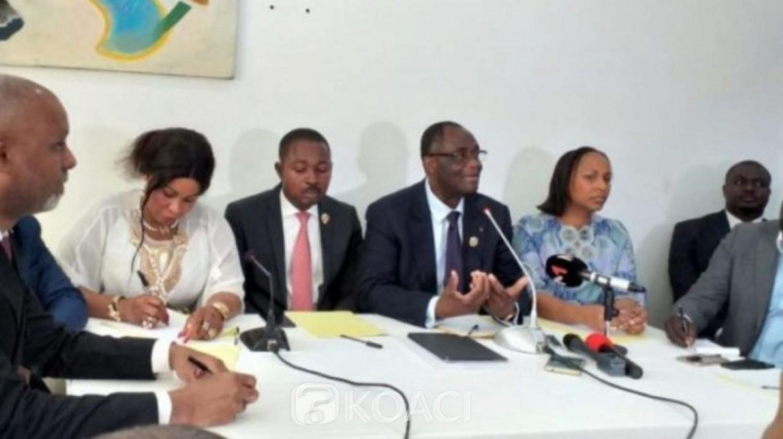 Côte d'Ivoire: Trois groupes parlementaires dénoncent l'immixtion personnelle de Mouassa Faki  dans la controverse sur la CEI et mettent en garde.