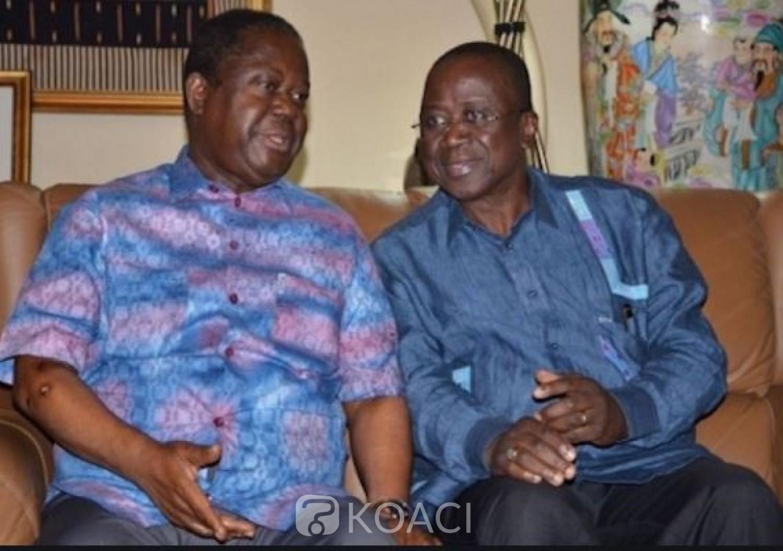 Côte d'Ivoire: Depuis Bocanda, Jeannot Ahoussou promet faire revenir Bédié au RHDP