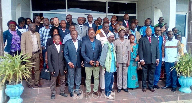 Côte d'Ivoire: Bouaké, pour faire l'état des lieux de la filière riz, plusieurs acteurs prennent part à un atelier diagnostic