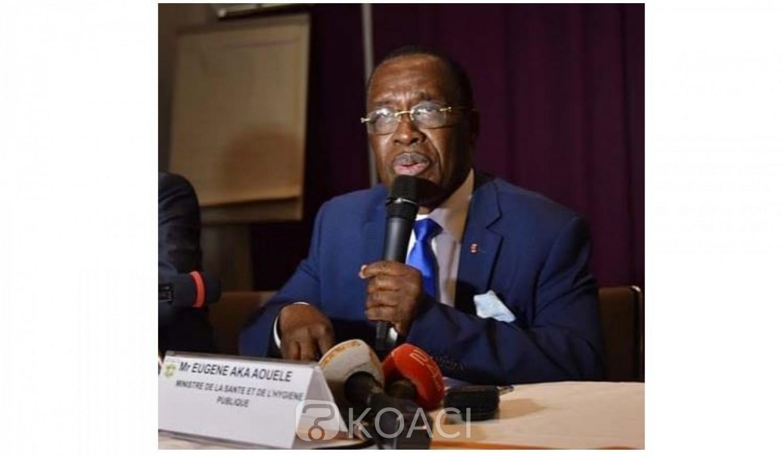 Côte d'Ivoire: Décès en cascade à Yérétièlé, Aka Aouelé mobilise toutes les équipes du ministère de la santé