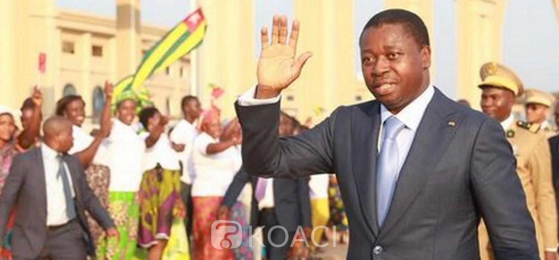Togo: Accident d'un véhicule du cortège présidentiel à Lomé
