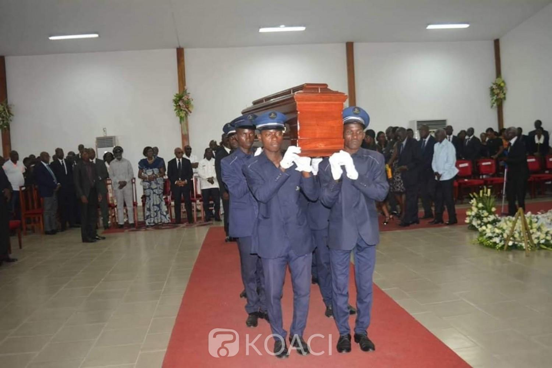 Côte d'Ivoire: Décédé en exil en France, levée de corps ce jour du ministre Philippe Attey, présence des personnalités et cadres du FPI