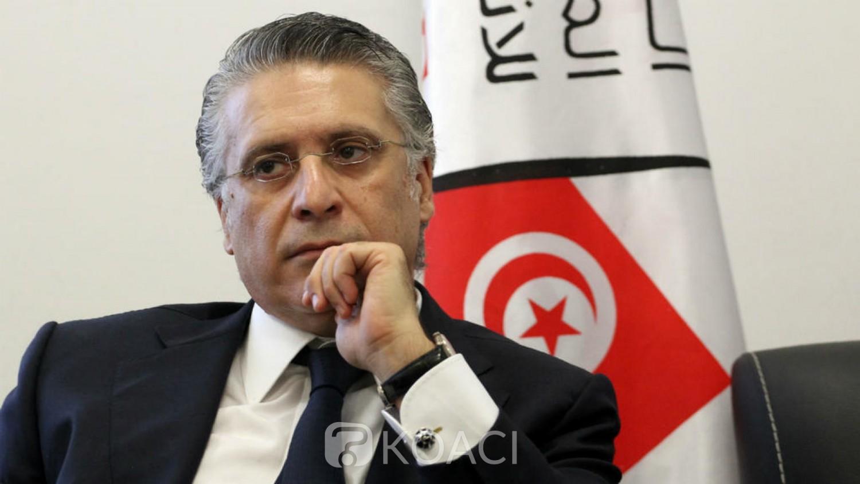 Tunisie: Nabil Karoui, candidat à la présidentielle, interpellé