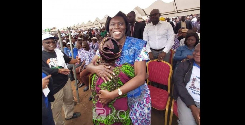 Côte d'Ivoire: Après sa libération, Simone Gbagbo annoncée pour la première fois au nord, elle passera quatre jours à Séguéla