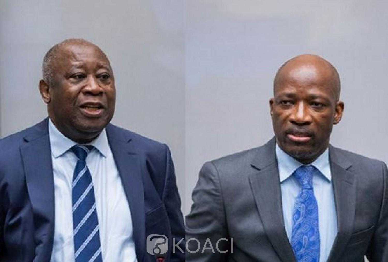 Côte d'Ivoire : Des intellectuels africains et occidentaux   lancent une pétition pour la liberté définitive de Gbagbo et Blé Goudé