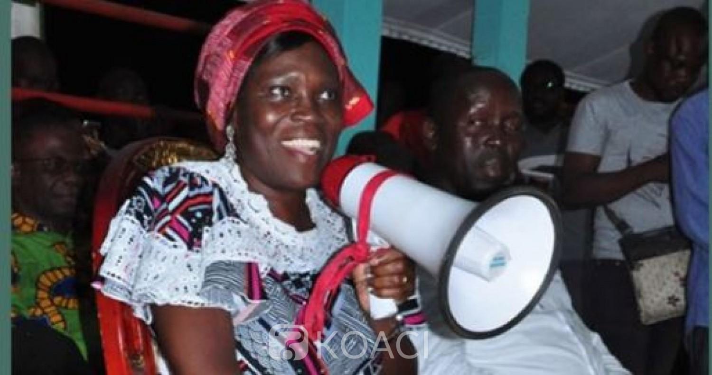 Côte d'Ivoire: Simone Gbagbo à Séguéla: « Il faut que vous m'encouragiez à continuer sur ce chemin de la paix »