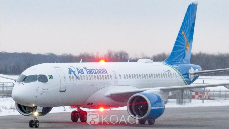 Afrique du Sud-Tanzanie: Un airbus d'Air Tanzania saisi à cause de 33 millions de dollars d'impayés