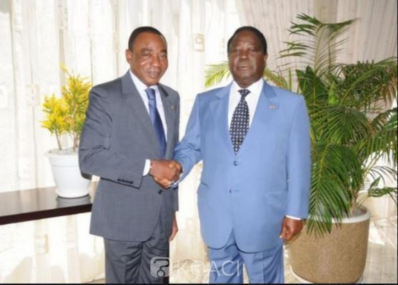 Côte d'Ivoire : Bédié restructure  son parti et maintient  Charles Koffi Diby et Beugré Mambé dans le bureau politique