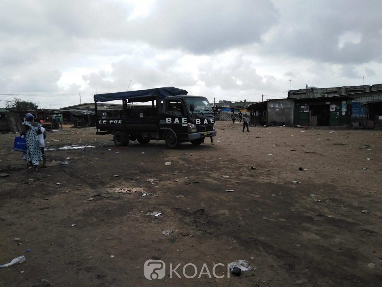 Côte d'Ivoire:  Meurtre d'un gendarme à Yopougon, interpellation de 03 presumés assassins, la gare occupée par la police