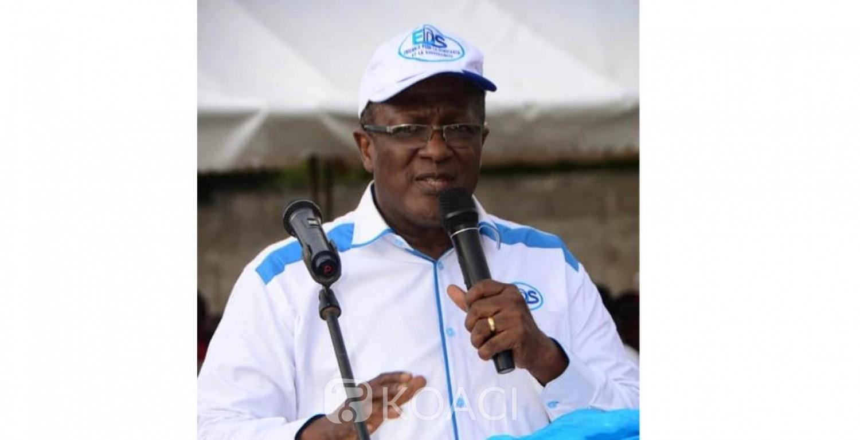 Côte d'Ivoire: CEI, depuis Adzopé, Ouégnin déterminé à se battre pour obtenir la réforme et lance un appel à Ouattara pour la réouverture du dialogue politique