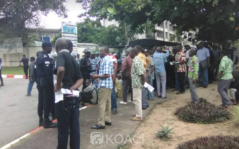 Côte d'Ivoire: Des policiers à la retraite réclament leurs épargnes du FPPN, remue-ménage musclé devant le ministère de l'Intérieur et de la sécurité