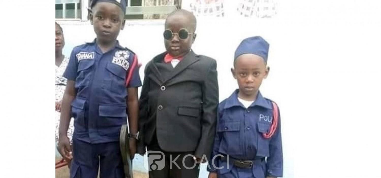 Ghana : Sortie d'un petit garçon qui ressemble à Akufo-Addo