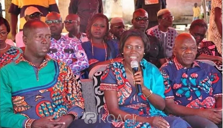 Côte d'Ivoire : Simone Gbagbo depuis le Worodougou : « Qui peut m'empêcher d'aller où je veux ? »