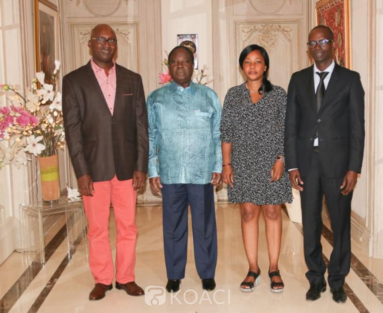 Côte d'Ivoire : Recevant des pro-Soro, Bédié dit être en contact permanent avec leur mentor