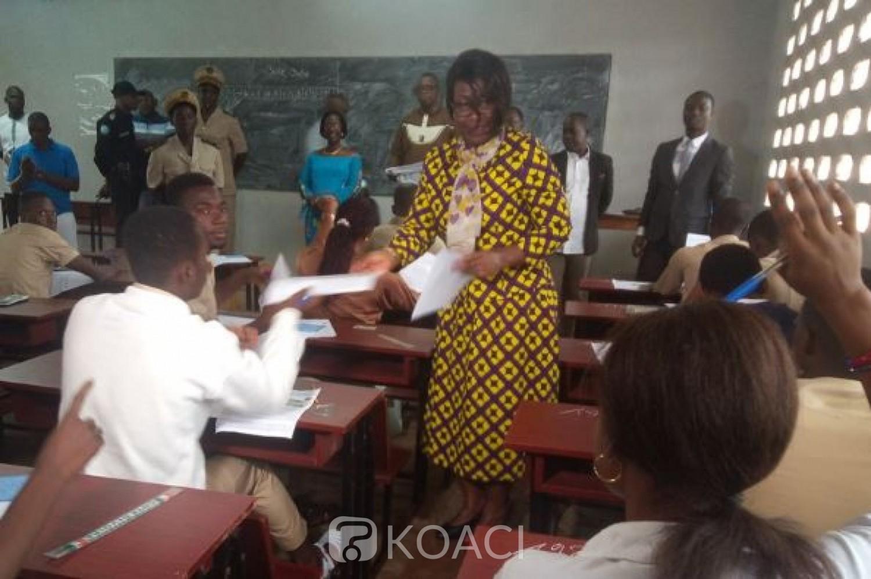 Côte d'Ivoire : Fraudes au Baccalauréat 2019, voici les faits et les stratégies utilisées  par  les candidats concernés