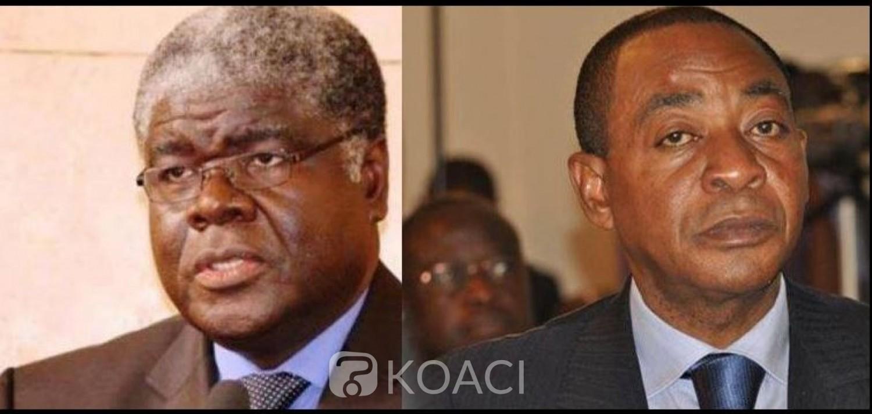 Côte d'Ivoire : Nommés par Bédié au PDCI, le silence de Mambé et Diby qui inquiète au RHDP