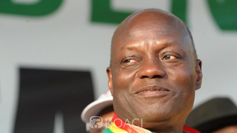 Guinée-Bissau: Exclu de son parti, José Mario Vaz, candidat indépendant à la présidentielle