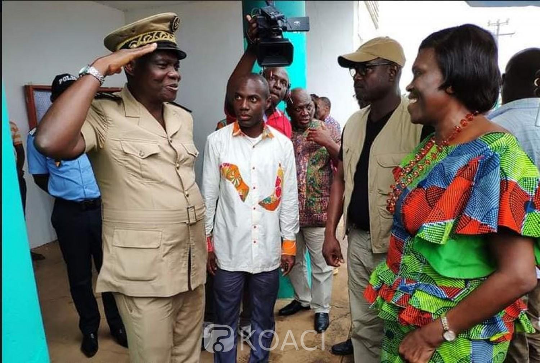 Côte d'ivoire : Après Séguéla, Simone Gbagbo met le cap sur le Haut Sassandra