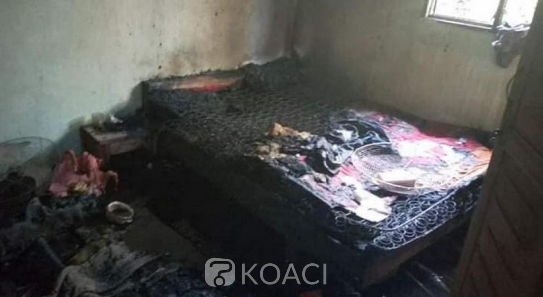 Côte d'Ivoire: Drame à Grand-Bassam, une institutrice et son enfant de 9 ans périssent dans un incendie