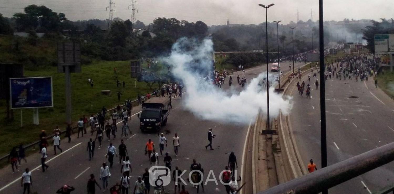 Côte d'Ivoire: Arafat enterré, course-poursuite à Adjamé-Agban entre les « Chinois » et les forces de l'ordre et de sécurité