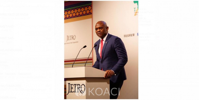 Nigéria-Japon: Au TICAD Tony Elumelu lance un défi à Tokyo