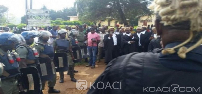 Cameroun : Grève annoncée des  avocats