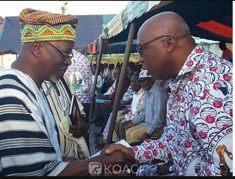 Côte d'Ivoire : Assoa Adou sur la détention de Gbagbo à Korhogo: « Il avait une seule cuisse de poulet par jour qu'il partageait avec son médecin »