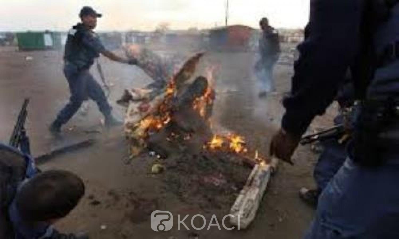 Afrique du Sud :  Attaques xénophobes contre des commerçants étrangers à Johannesburg