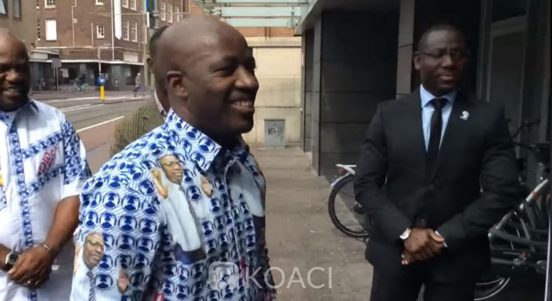 Côte d'Ivoire: Tournée de Simone, Charles Blé Goudé appelle ses militants à se mettre à la disposition de l'ex-première dame
