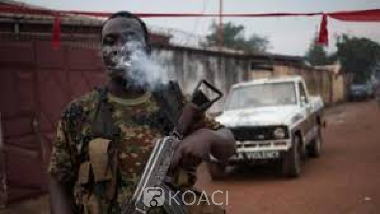 Centrafrique:  Deux morts et plusieurs blessés dans des combats entre groupe armés
