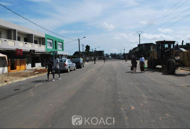 Côte d'Ivoire : Fin de calvaire pour les usagers de Yopougon Andokoi carrefour Coopec après la réhabilitation  de la voie