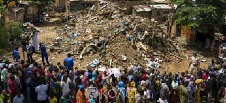 Mali:  Effondrement mortel d'un immeuble, le propriétaire et deux élus locaux aux arrêts