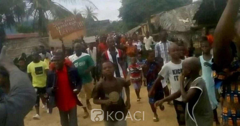Côte d'Ivoire: A Bangolo, mécontents, des jeunes prennent d'assaut la sous-préfecture, le préfet accusé d'entretenir des orpailleurs clandestins