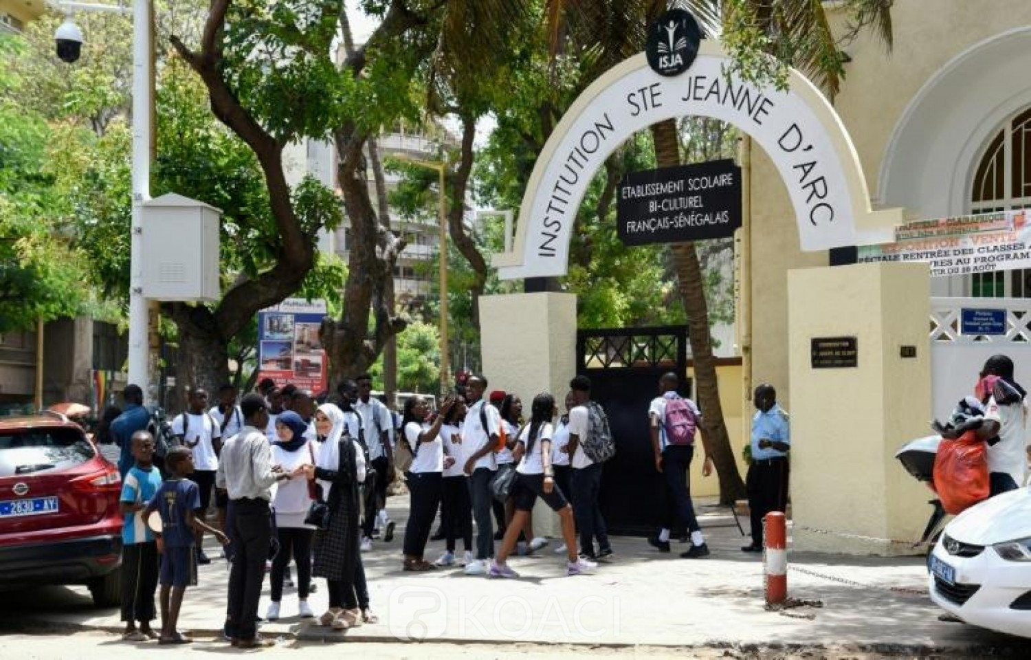 Sénégal: Interdiction du voile à l'Institution Sainte Jeanne d'Arc de Dakar, l'Etat va sévir