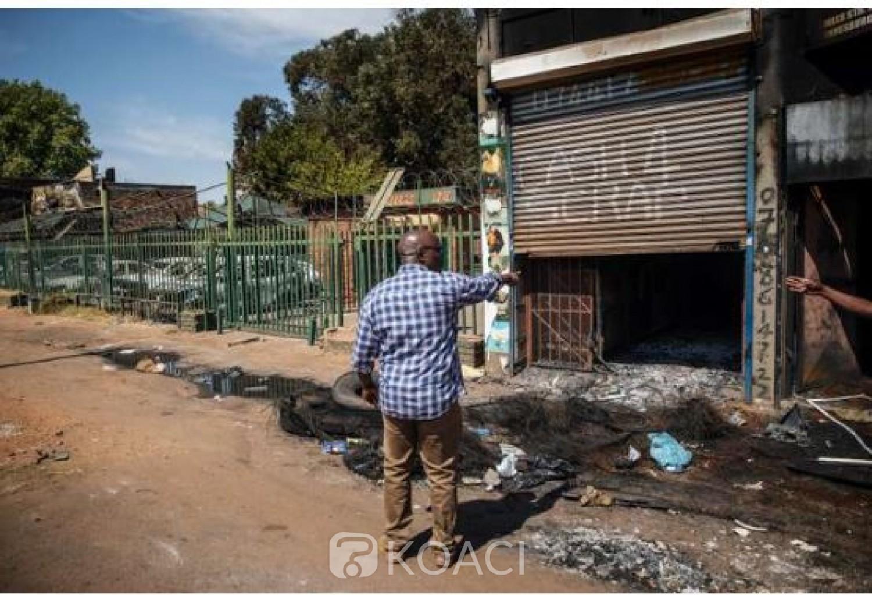 Côte d'Ivoire : Violences xénophobes  en Afrique du sud, l'immeuble d'un ivoirien incendié  à Johannesburg