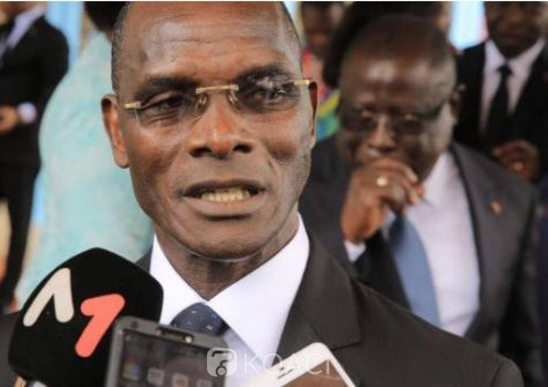Côte d'Ivoire : Le général Vagondo rassure qu'il n'a pas été nommé en vue de la présidentielle 2020