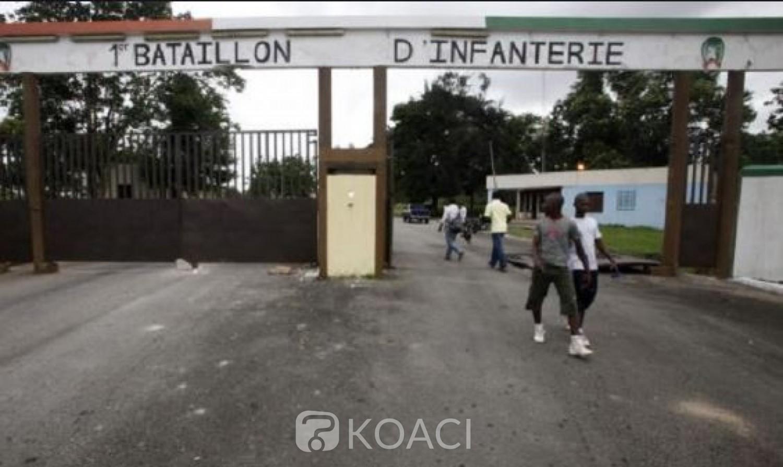 Côte d'Ivoire : Un militaire du premier bataillon d'Akouedo interpellé dans un fumoir