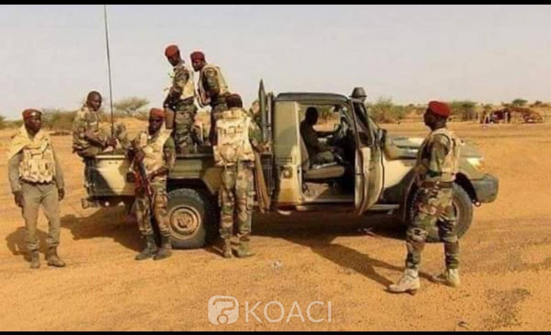 Burkina Faso : Un militaire et cinq terroristes tués à Diomsogui