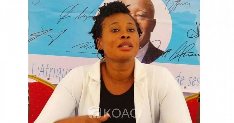 Côte d'Ivoire: Pour la défense du dossier des prisonniers militaires et civils, Simone Datté  du Cofed affirme recevoir des menaces de mort