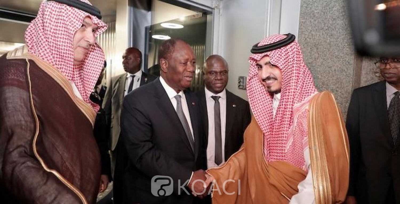 Côte d'Ivoire-Arabie Saoudite: Alassane Ouattara débarque à Djeddah pour 72h avec une équipe pour renforcer les liens entre les deux pays