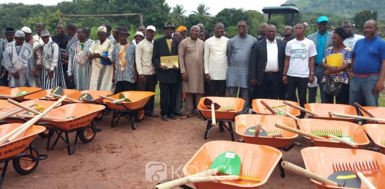 Côte d'Ivoire: Voirie en état de dégradation avancée  et insalubrité à Man, la réaction du premier magistrat de la ville