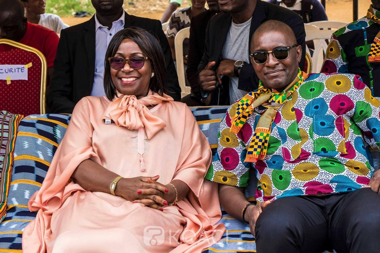 Côte d'Ivoire : Election de 2020, Aimée Zebeyoux interpelle la population : « nous devons absolument bannir de nous l'idée de vouloir se rendre justice »