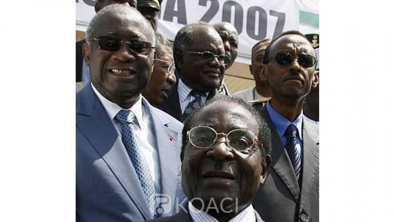 Côte d'Ivoire: Gbagbo rend hommage à Robert Mugabe et salue la mémoire de l'homme d'Etat décédé le vendredi dernier
