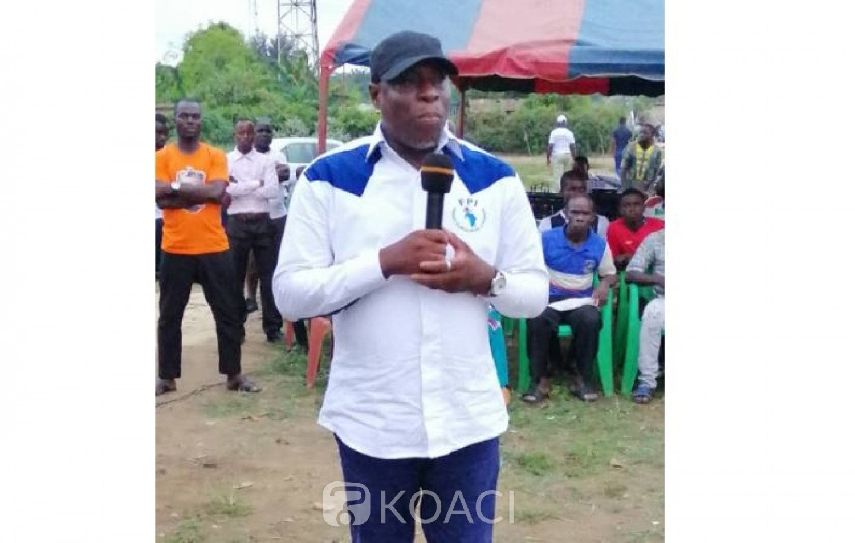 Côte d'Ivoire: A Bonoua, Nestor Dahi annonce un grand front patriotique autour de Gbagbo pour sauver la nation ivoirienne