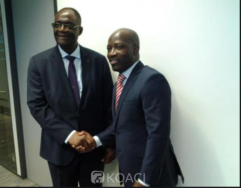 Côte d'Ivoire : Kakou Guikahué révèle une mission que lui ont  confiée Gbagbo et Blé Goudé pour la région du Gôh