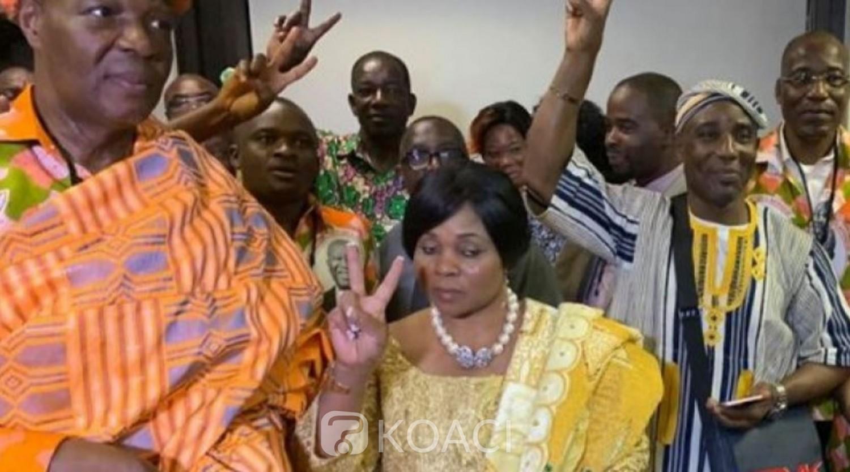 Côte d'Ivoire : Le parti de Laurent Gbagbo a un nouveau représentant aux Etats-Unis, voici sa mission