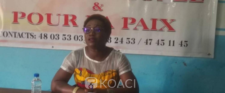 Côte d'Ivoire: Poursuites après le deterrement de DJ Arafat, Pulchérie Gbalet ne tient pas compte des dérives et juge sévèrement la dernière sortie du procureur Adou