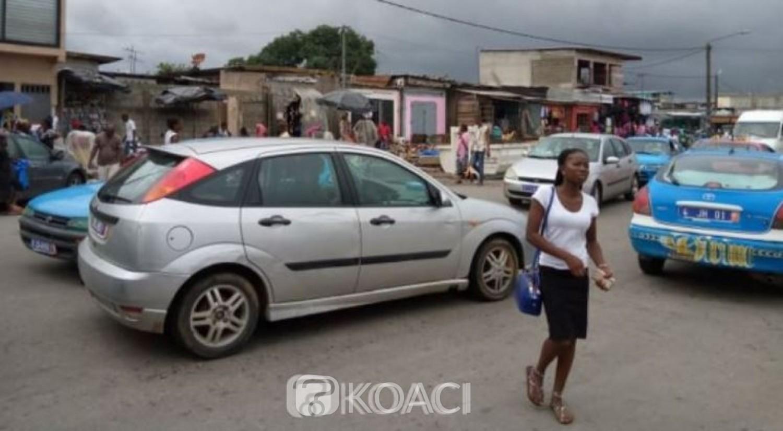 Côte d'Ivoire : Yopougon, une opération d'enlèvement de véhicules abandonnés lancée