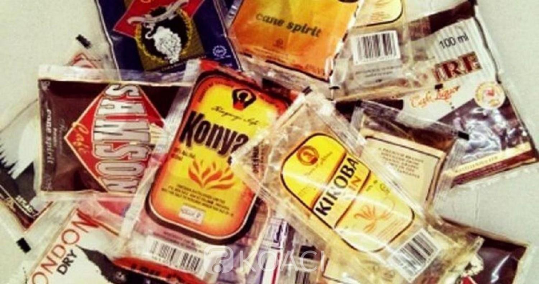 Burkina Faso: Interdiction de vente des liqueurs en sachets plastiques